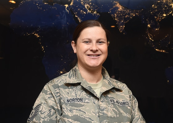 Technical Sgt. Julie Norton