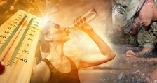 July - Heat Illness Prevention & Sun Safety - ERDC Safety & Environmental Management Office. ERDCinfo@usace.army.mil