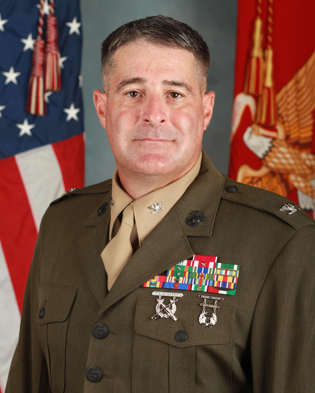 Colonel Robert M. Clar...
