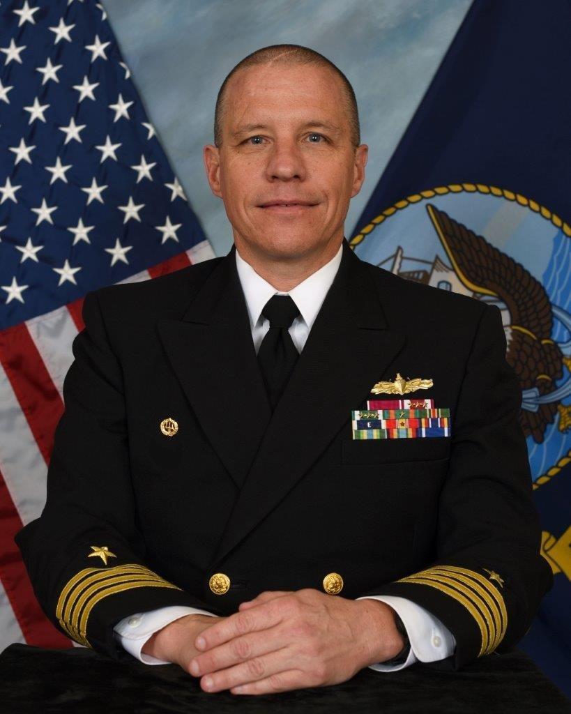 Captain Jason Lloyd Usn Gt Naval Sea Systems Command
