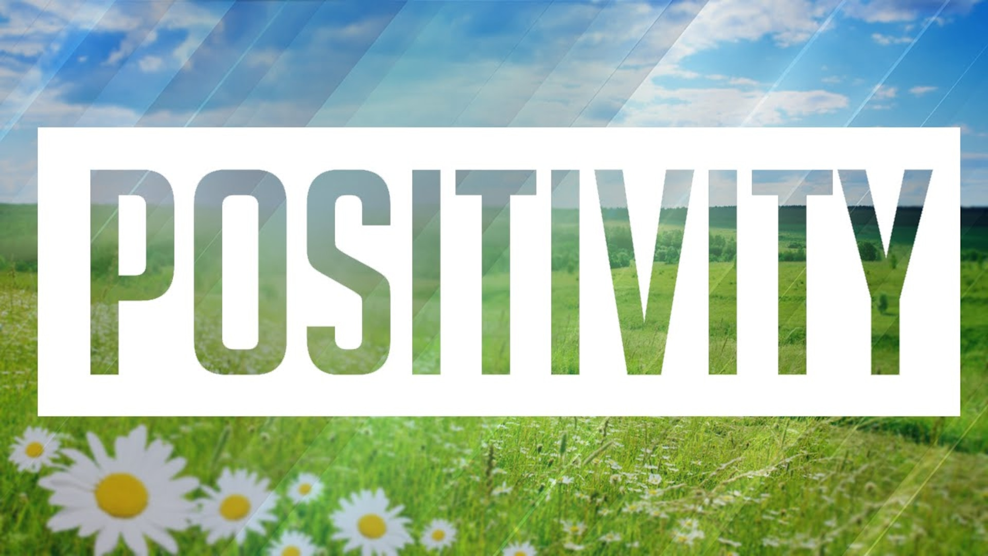Positivity in leadership is contagious. You know what's more contagious then positivity?  Negativity. Changing a few words can flip around a thought.