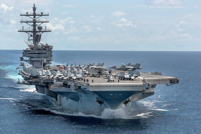 Ocean carrier essay