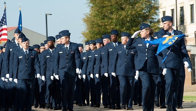 Holm Center provides coordinated leadership and policy direction for the Air Force's officer recruiting, training, and commissioning programs.
