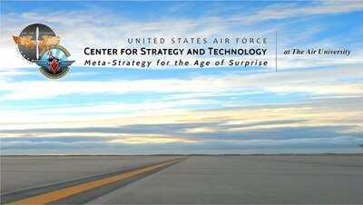 The Air Force Center for Strategy and Technology (CSAT) engages in long-term strategic thinking about technology and its implications for U.S. national security. The Center focuses on education, research, and publications that support the integration of technology into national strategy and policy.