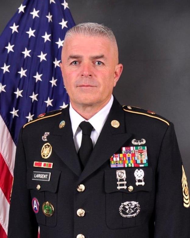 Command Sergeant Major Kelly M. Largent