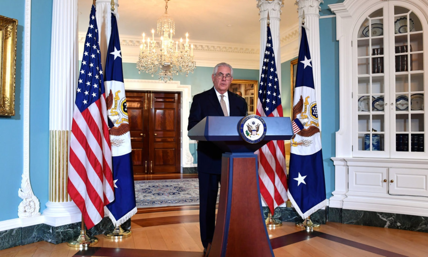Statement by Secretary Tillerson: U.S. Condemns North Korean Missile Launch, July 4, 2017