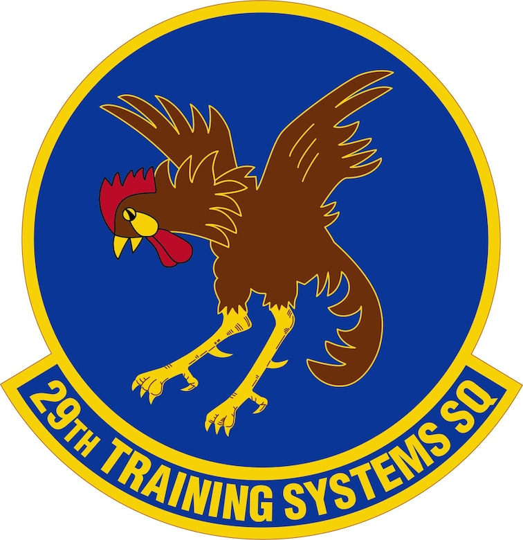 29 Training Systems Squadron