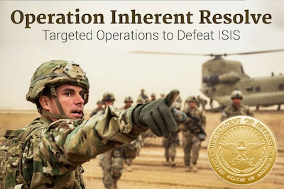 Coalition Partner Forces Kill More than 20 ISIS Terrorists in Southern
