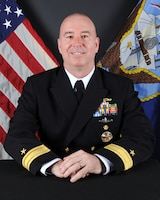 Bio photo RDML Houston