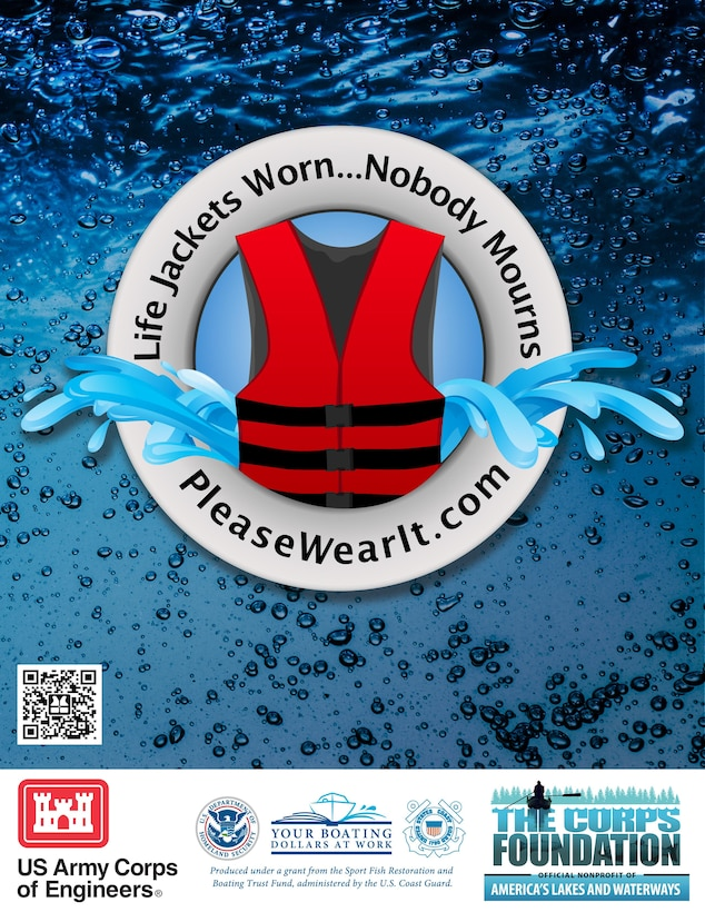 The U.S. Army Corps of Engineers is the nation's leading provider of outdoor recreation with over 400 lake and river projects in 43 states and more than 250 million visits per year. Please be careful in and around the water because even strong swimmers drown.