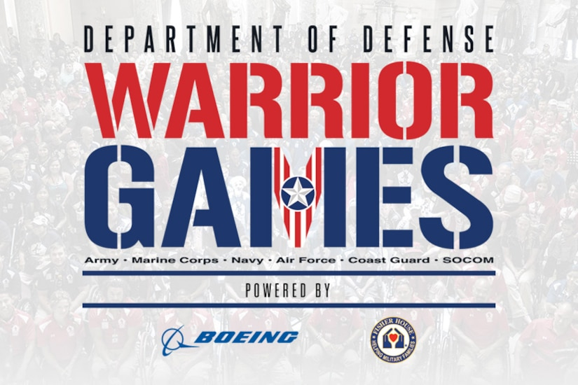 The 2017 Department of Defense Warrior Games feature eight sporting events with approximately 265 athletes representing teams from the Army, Marine Corps, Navy, Coast Guard, Air Force, U.S. Special Operations Command, as well as the United Kingdom Armed Forces and the Australian Defense Force. The competition promotes the resiliency and warrior spirit of wounded, ill, and injured service members, veterans, caregivers, and families.