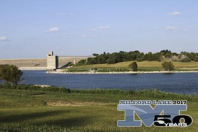 Milford Dam Marks 50 Year Anniversary