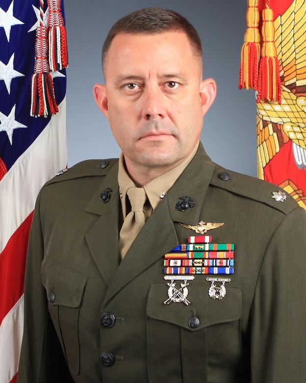 Lieutenant Colonel Brian N. Clifton