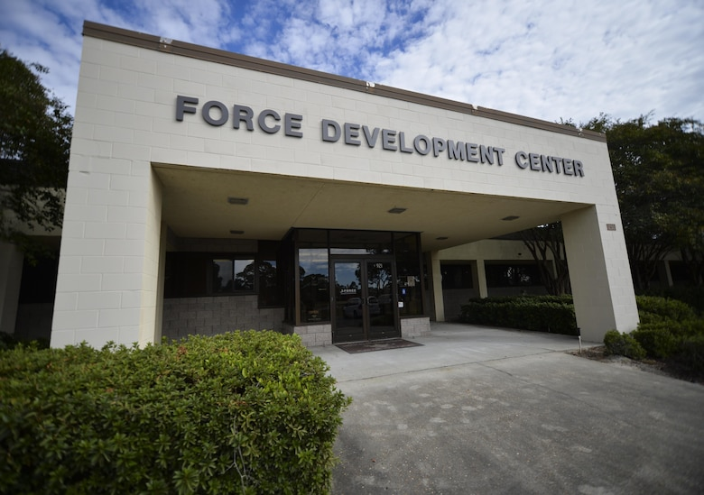 The Tyndall Education office is slated to host a free testing event for military members at the Force Development Center July 21, 2017, from 7:30 a.m. to 3 p.m. The Education office connects Airmen with resources to further their education and advance their technical skills. (U.S. Air Force photo by Tech. Sgt. Javier Cruz/Released)