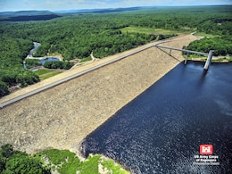 The Francis E. Walter Dam was constructed by the U.S. Army Corps of Engineers in 1961 and has prevented more than $220 million in flood damages. It also supports recreation in the Lehigh Valley with planned fishing and whitewater rafting water releases.