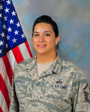 The Arizona Air National Guard's 161st Air Refueling Wing selected Master Sgt. Livia Almandos as human resource advisor. With over 18 years of service, and an experienced human resource specialist as a federal employee, Almandos' background supplements the wing staff resources already in place. Almandos began her new role Aug. 8.