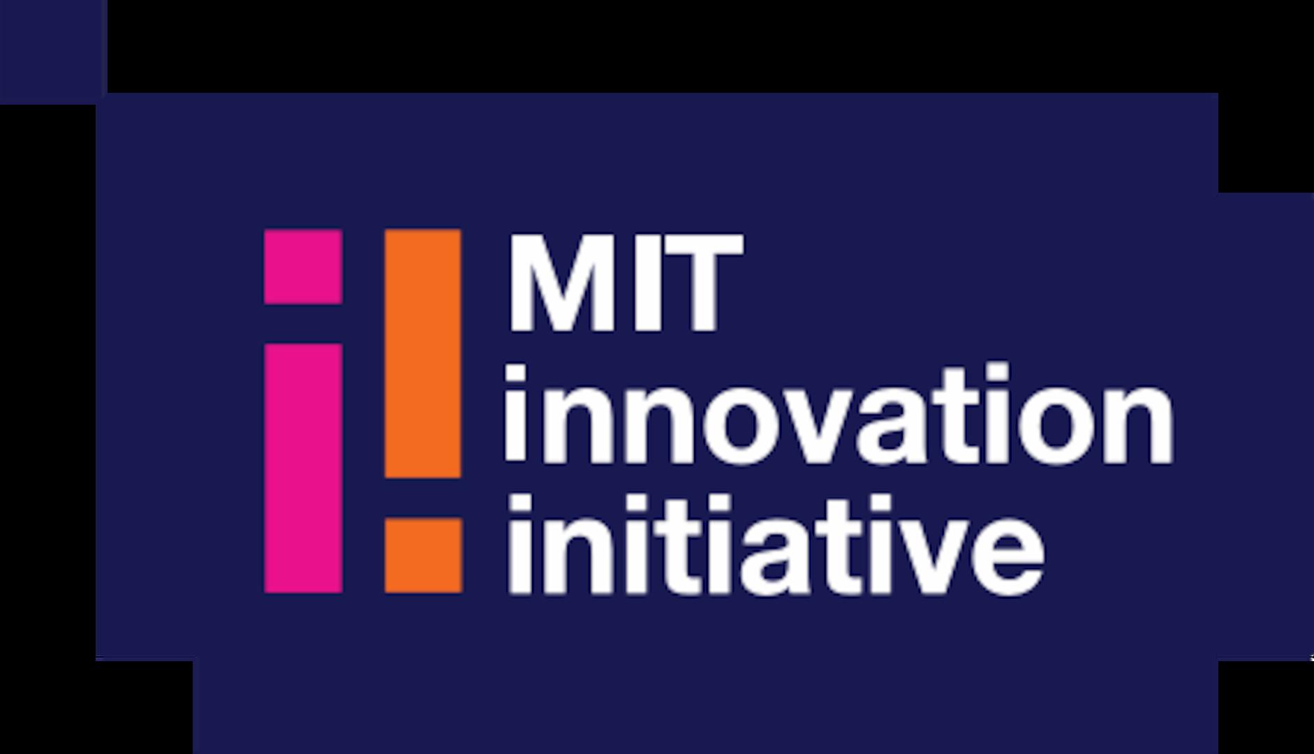 MIT innovation initiative logo