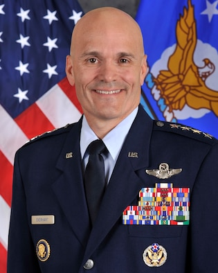 Air Mobility Command commander