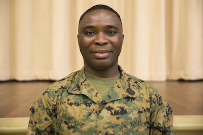 Marine Forces Reserve is filled with skilled warfighters that are not only ready to serve but also demonstrate what it means to be an outstanding civilian.  Petty Officer 3rd Class Dumbuos Asigri, a dental corpsman with 4th Dental Battalion, 4th Marine Logistics Group, Marine Forces Reserve	, is one of those skilled service members who balance a similar career in the U.S. Navy and the civilian sector.