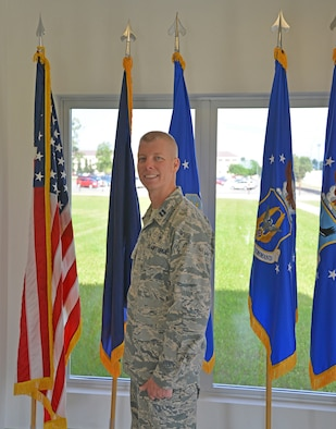 Chaplain Paul Mount from the 931st Air Refueling Wing McConnell Air Force Base, Kansas, performed his annual tour with the 477th Fighter Group at Joint Base Elmendorf-Richardson, Alaska, from July10-20, 2017.