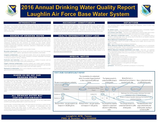 2017 Annual Drinking Water Summary