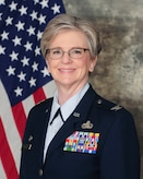 Col Kelly Hosey official photo