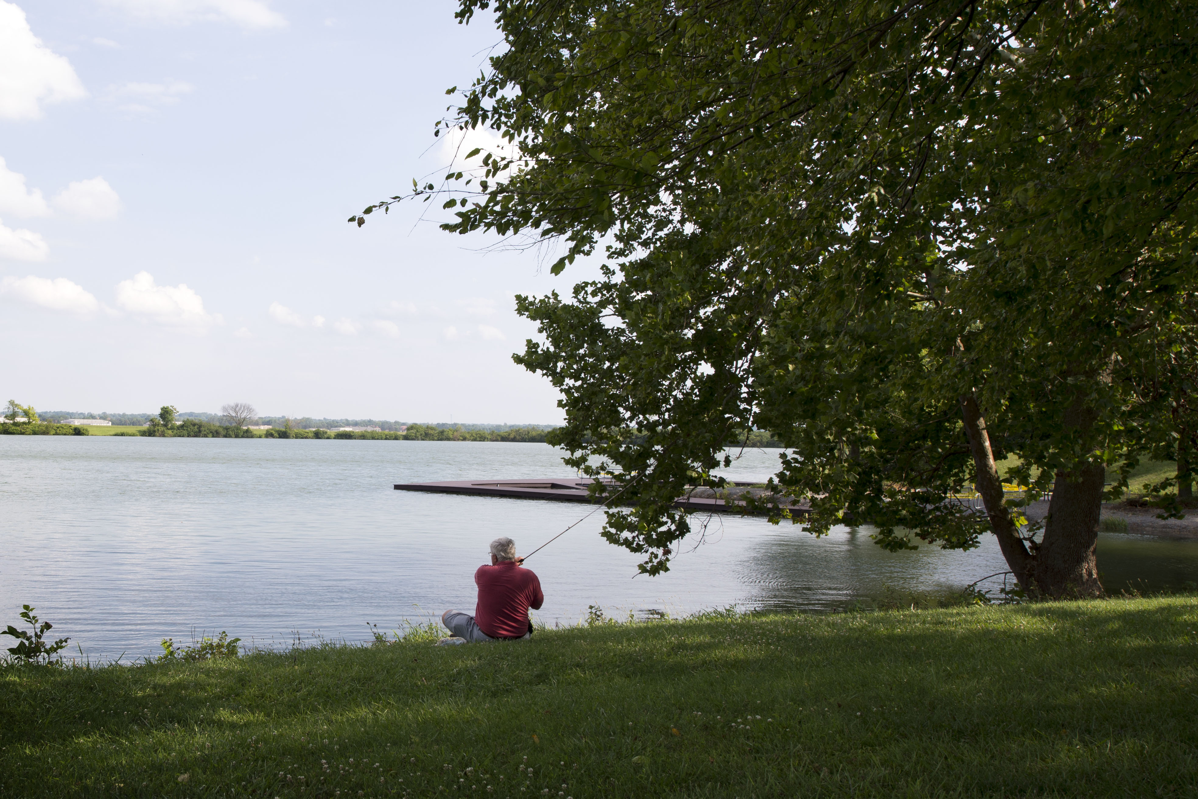 New Adventures Await At Famcampbass Lake Wright Patterson Afb