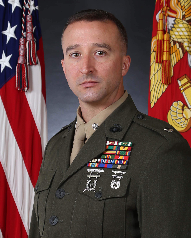 lieutenant colonel aaron c  lloyd  u0026gt  2nd marine division