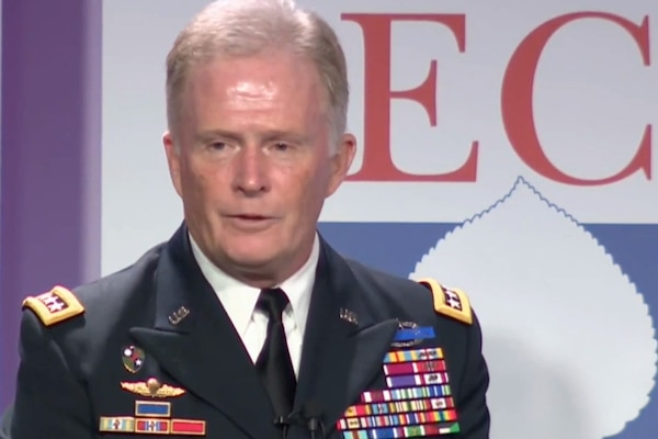 Army Gen. Tony Thomas, commander of U.S. Special Operations Command,