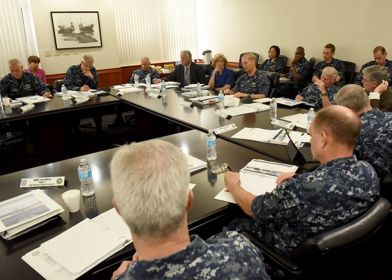 YOKOSUKA, Japan (July 19, 2017) U.S. 7th Fleet ( C7F) Forward Deployed Naval Forces (FDNF) Manning Conference took place from 19-21 July 2017 at various locations around United States Fleet Activities Yokosuka. The conference was aimed at improving the process by which U.S. Navy manpower distribution meets C7F FDNF Fit/Fill requirements.