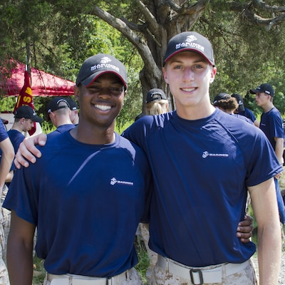 Cathedral high student strengthens path to become marine officer with slcda marine corps - Becoming a marine officer ...