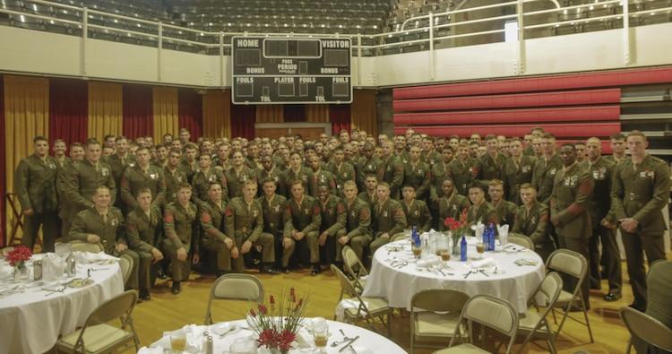 A hundred years strong: 1 6 celebrates anniversary u003e 2nd marine