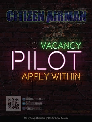 The August issue of Citizen Airman magazine is available on the web at http://www.citamn.afrc.af.mil/.