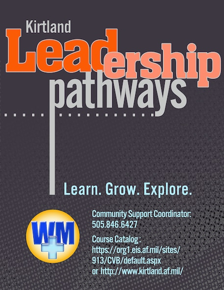 Leadership Pathways Inforgraphic
