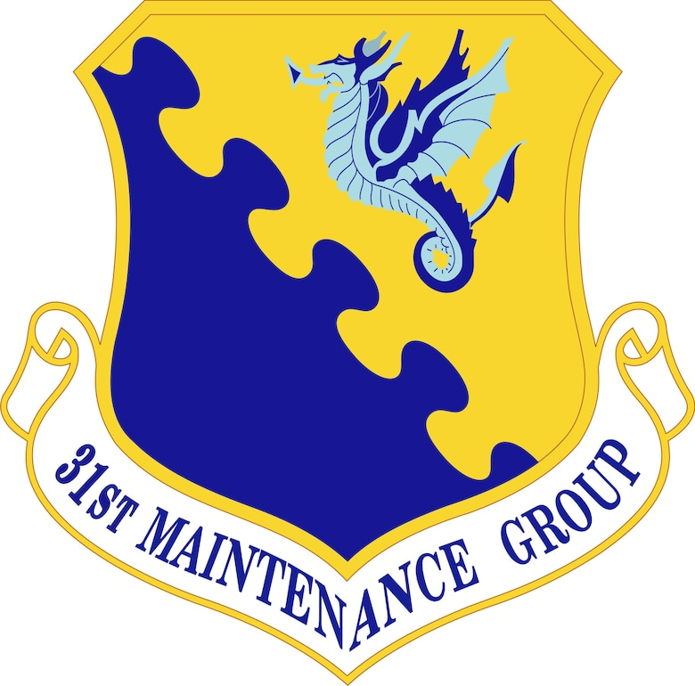31st Maintenance Group Shield