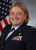 Colonel Mary Stewart
