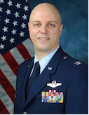 Colonel David N. Unruh official biography photo