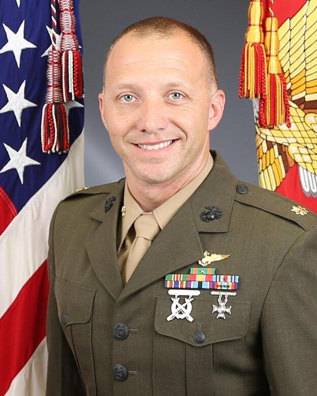 Major Christopher R. Sherwood