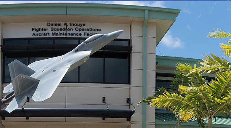 """""""The 477th Fighter Group participates in Annual Tour with the 154th Aircraft Maintenance Squadron, Hawaii Air National Guard at Joint Base Pearl Harbor-Hickam, Hawaii June 20-July 01,2017. (U.S Photo by Technical Sgt. Mike Campbell/ Released)"""