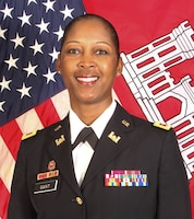 Col. Antoinette Gant assumed command of the U.S. Army Corps of Engineers, Louisville District, on July 27, 2017, where she provides strategic direction, command and control for the district in execution of civil, military and environmental programs.