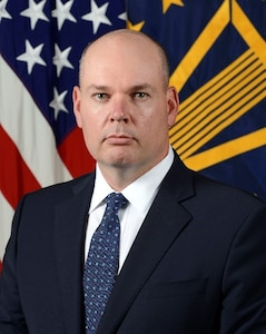 Official photo of Thomas Alexander, DASD for Counternarcotics and Global Threats