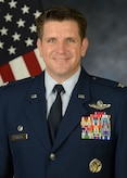 Col. Christopher Amrhein, 100th Air Refueling Wing commander
