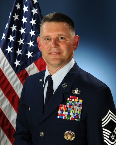 CMSgt. Richards