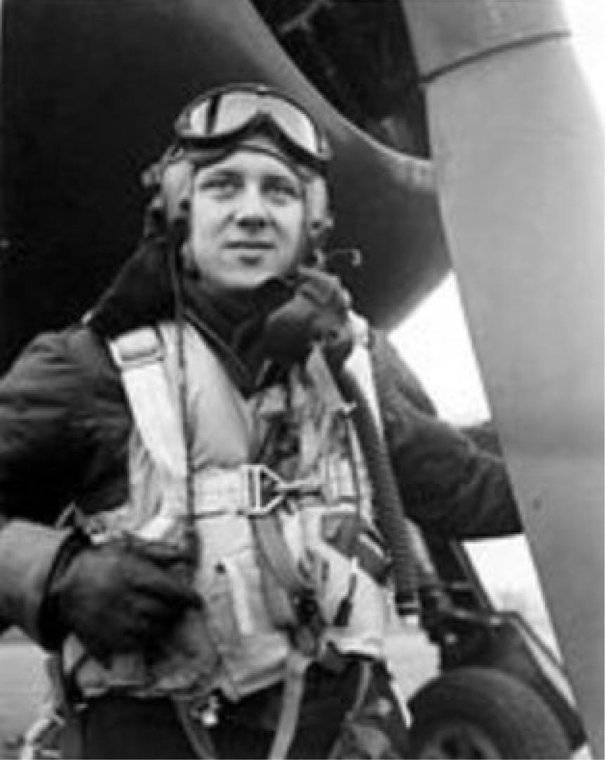 2nd Lt. Charles E. Carlson
