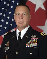 Maj. Gen. Scottie D. Carpenter