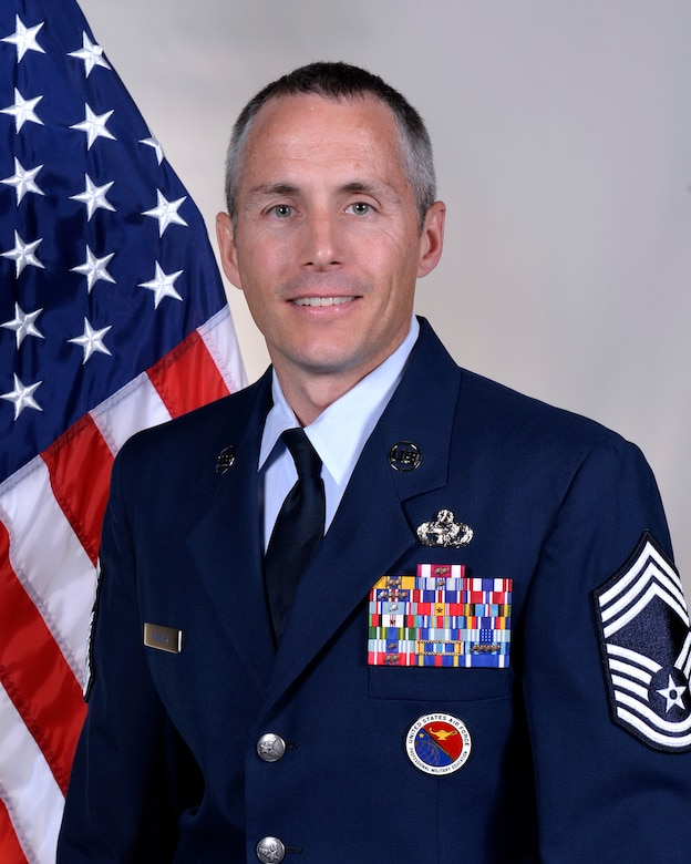 Chief Master Sgt. Winfield S. Hinkley Jr.