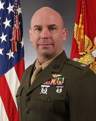 Group 26 Battery >> Lieutenant Colonel James Derrick > Marine Aircraft Group 26 > MAG-26 Leadership