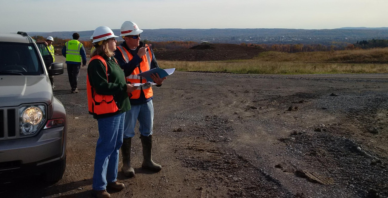 Regulators perform onsite inspections before, during and after permitting actions.
