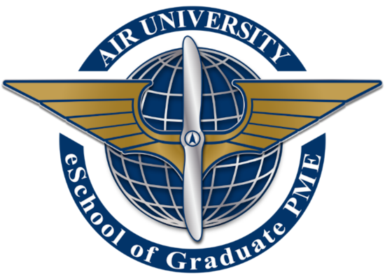 As a direct result of a massive 10-year transformational effort to revitalize officer professional military education distance learning programs, Air University formally stood up the eSchool of Graduate PME here on June 1, 2017.