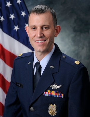 SCHRIEVER AIR FORCE BASE, Colo. -- Maj. Paul Deutsch, 310th Space Wing Director of Complaints Resolution